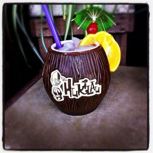 The Hukilau's Coconut Mug