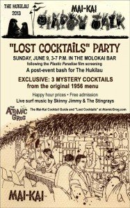 The Mai-Kai's Lost Cocktails Party