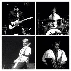 Laramie Dean, Jimmy Dale, Alex Lewis, Trevor Lucca