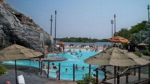 The Polynesian Resort's volcano pool will reportedly be replaced in early 2014