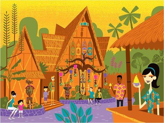 Walt Disney S Tiki Room Celebrates 50 Years Of Enchantment