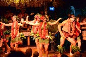 The Mai-Kai's Polynesian Islander Revue