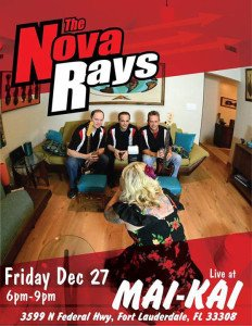 The Novarays at The Mai Kai