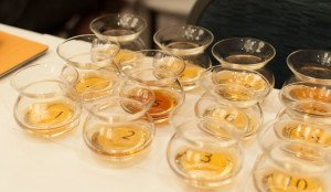 Rums are judged and vie for awards from a panel of experts