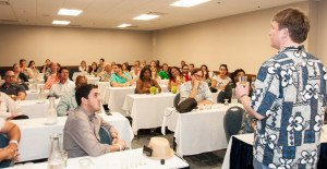 Seminars provide a unique opportunity to learn from rum industry insiders