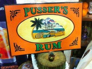 Pusser's Navy Rum