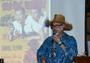 Beachbum Berry offered a sneak preview of 'Potions of the Caribbean' with a symposium at The Hukilau in June 2013
