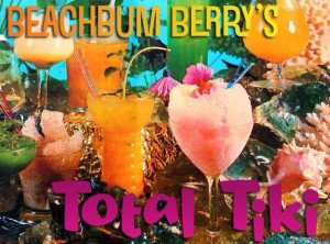 Beachbum Berry's Total Tiki app