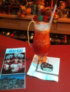 The Mai-Kai Hurricane