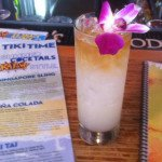 The Mai Tai at Kapow! in Boca Raton