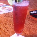 The Singapore Sling at Kapow! in Boca Raton
