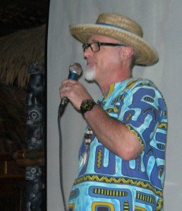 "Jeff ""Beachbum"" Berry presents ""Tiki's Dark Ages: From Fern Bars To Rebirth"" on Thursday."