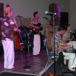 The Sweet Hollywaiians from Japan headline the Friday night Main Event at the Bahia Mar Beach Resort.