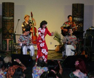 The Sweet Hollywaiians and Nani Maka had the crowd at the Bahia Mar enthralled during Friday's Main Event.