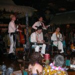 The Sweet Hollywaiians from Japan perform a special show on the main stage at The Mai-Kai on Saturday night.