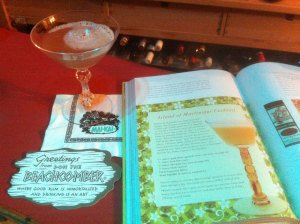 Thanks to Beachbum Berry's 'Potions of the Caribbean,' we can now enjoy the classic Island of Martinique Cocktail