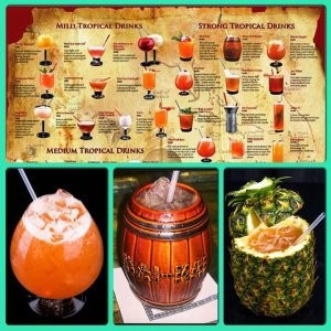 The Mai-Kai is celebrated for its classic tropical drinks