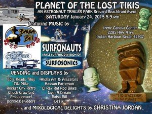 Planet of the Lost Tikis