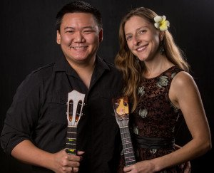 Craig Chee and Sarah Maisel