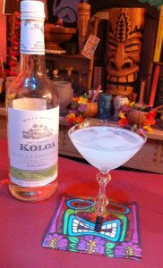 Restless Native featuring Koloa Coconut rum