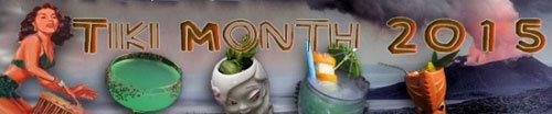 Tiki Month on The Pegu Blog