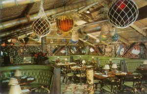 Trader Vic's at the Savoy Hilton in New York City