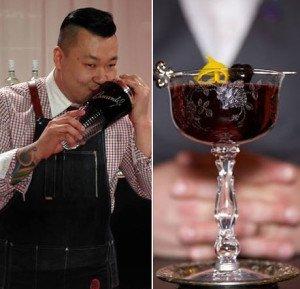 Massachusetts bartender Ran Duan