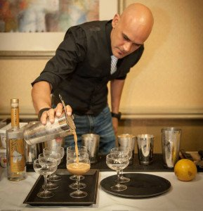 Freddy Diaz of Miami's AlambiQ is one of many top mixologists who regularly appear at the fest