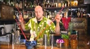 Martin Cate at Smugger's Cove on The Cooking Channel