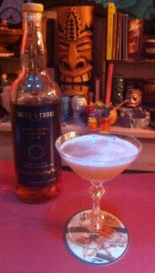 Captain's Blood featuring Smith & Cross Traditional Jamaica Rum
