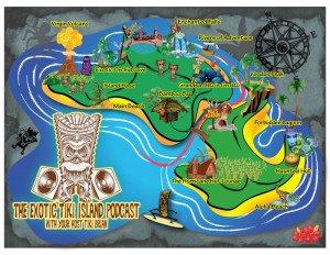 Exotic Tiki Island