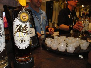 New to the festival, Yolo won a gold medal for its 10-year-old aged rum, distilled and bottled in Panama