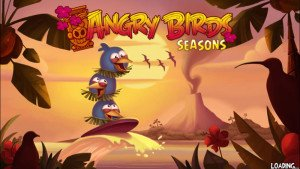 Angry Birds: Tropical Paradise