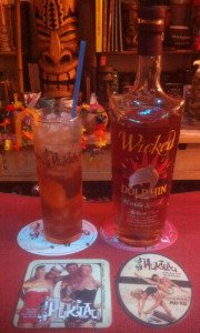 Henry & John featuring Wicked Dolphin Florida Spiced rum