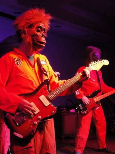 The band has been a fixture at The Hukilau for nearly a decade, and also crashed the Surf Guitar 101 convention in Los Angeles in 2012. (Atomic Grog photo)