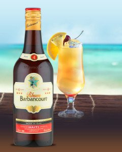 Rhum Barbancourt 3 Star