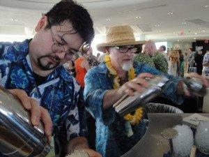 Steve Yamada (left) and Jeff