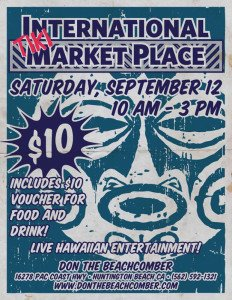 International Tiki Market Place