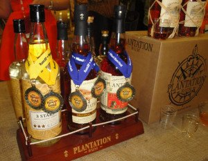 For the third year in a row, Plantation 3 Star won a gold medal in the Premium White Rum category at the Miami Rum Festival in April. (Photo by Hurricane Hayward)
