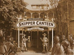 The new Jungle Cruise themed restaurant will open by the end of 2015 in Disney World. (Disney Parks Blog)