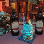 Guyanese Zombie featuring Hamilton 86 and 151 rum from Guyana