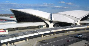 The TWA Flight Center building at John F. Kennedy International Airport in 2006