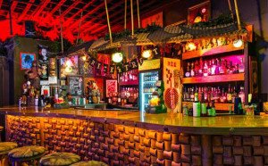 Kreepy Tiki Lounge in Fort Lauderdale. (Facebook photo)