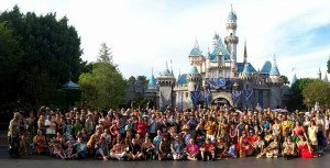 The Tiki Day group photo. (From Facebook)