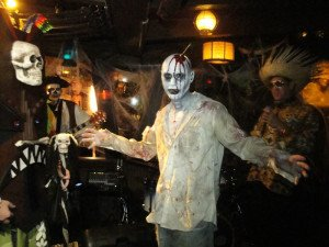 """Hulaween 2015 - Night of the Zombie"" brought out the best in undead costumes. (Atomic Grog photo)"