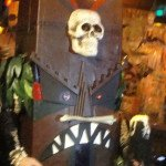 The Witch Doctor won fourth place in the Hulaween 2015 costume contest. (Atomic Grog photo)
