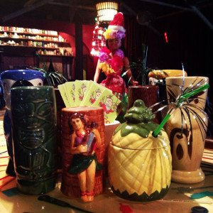 Porco Lounge & Tiki Room