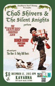 Southern Surf Stomp holiday show