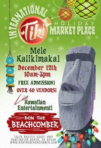 International Tiki Hoiliday Market Place