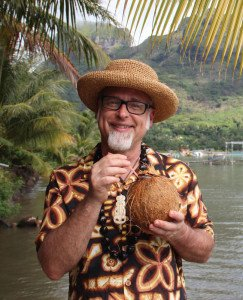 """Jeff """"Beachbum"""" Berry returns to The Hukilau for the 11th straight year."""